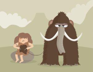 mammoth knitting