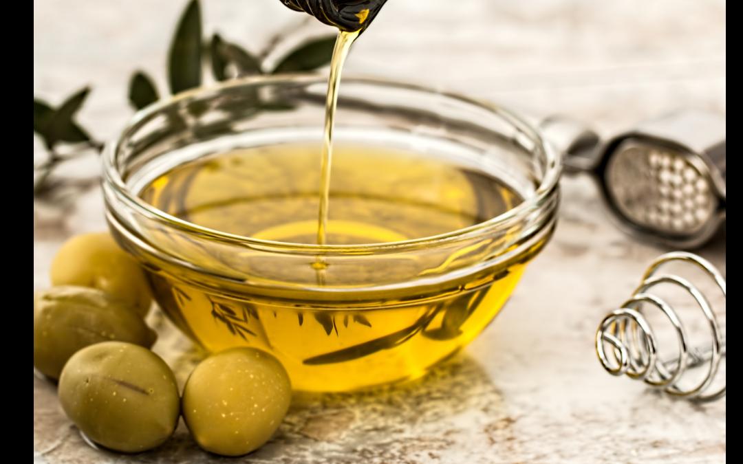 Waarom olie geen echt eten is